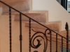 Oak staircase; Rubio Monocoat Cotton White