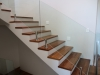 Kiaat stairtreads